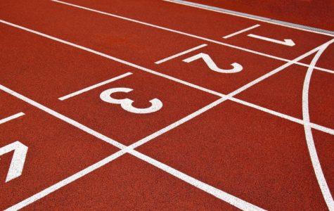 Eleanor Roosevelt Track Team Runs to Victory