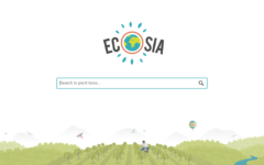Plant Trees With A Search Engine