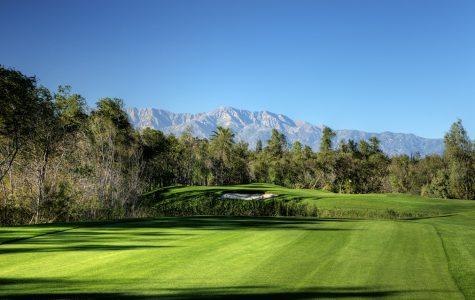 Girls' Golf Narrowly Falls to Upland