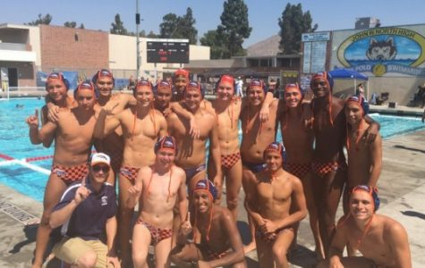 Boys' Water Polo Swims its way to CIF