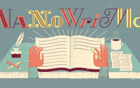 Students Write Novels for NaNoWriMo