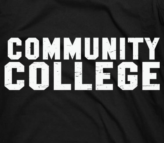 Community College Applications