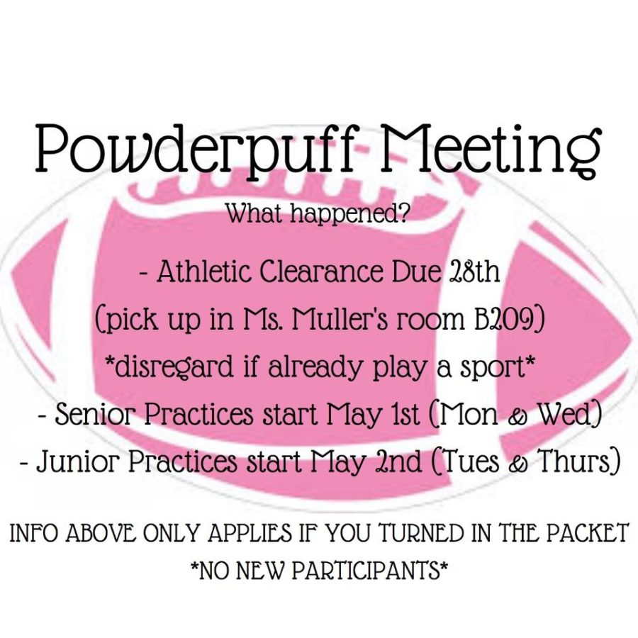 All Things Powderpuff 2017