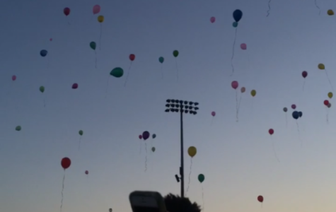 Seniors Say Goodbye