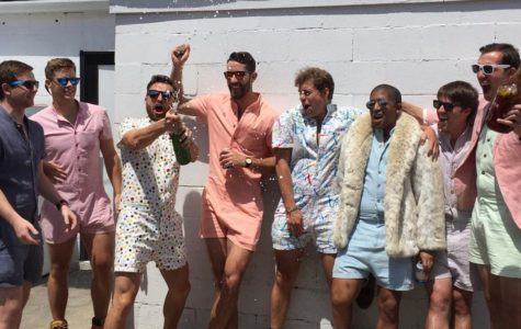 Male Rompers: The New Fashion Trend