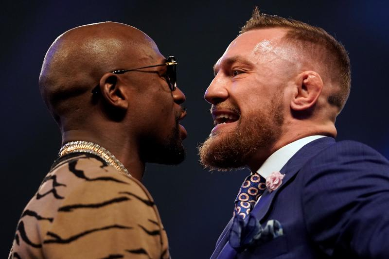 Taking out the Irish: Floyd's Victory Win