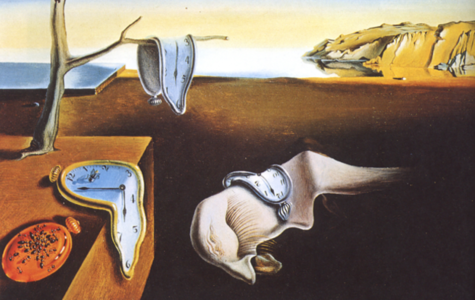 The Art of Salvador Dali: The Persistence of Memory