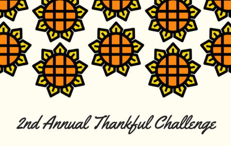 2nd Annual Thanksgiving Thankful Challenge