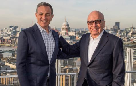 Disney buys parts of 21st Century Fox in billion-dollar deal