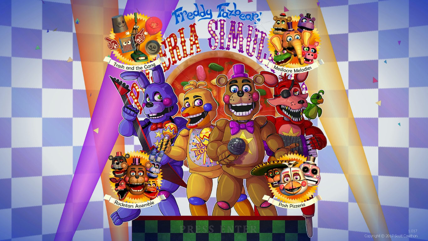 Freddy Fazbear's Pizzeria Simulator – Review – The Roosevelt Review