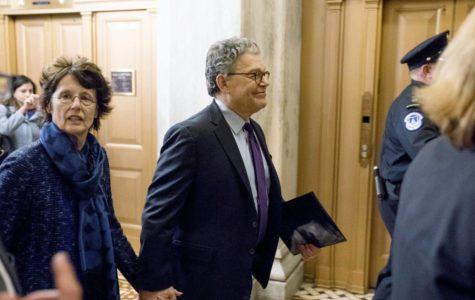 Amid allegations, U.S Senator Al Franken resigns