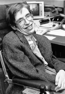 Goodbye Stephen Hawking
