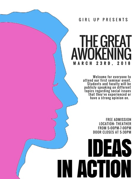 Girl Up! Presents: The Great Awokening