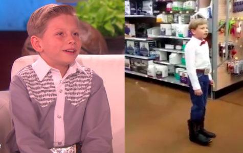 The Walmart Yodeling Kid Sensation