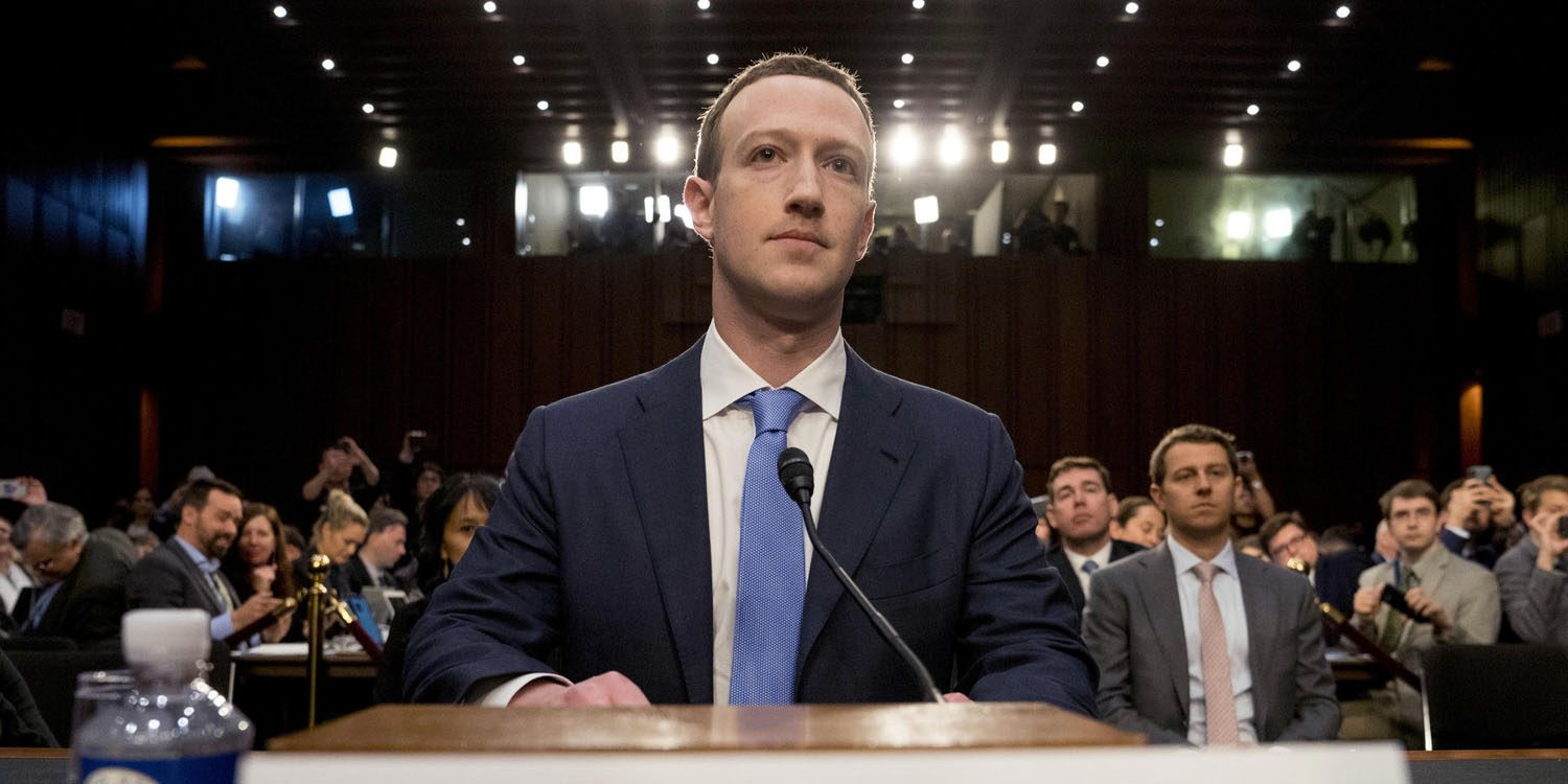 Photo Credits:  https://9to5mac.com/2018/04/11/zuckerberg-testimony-reaction/