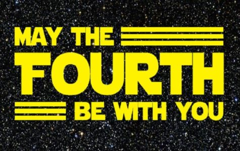 May the Fourth be with You: Star Wars Day