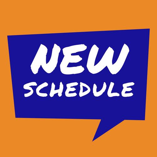 ERHS News- The New Schedule