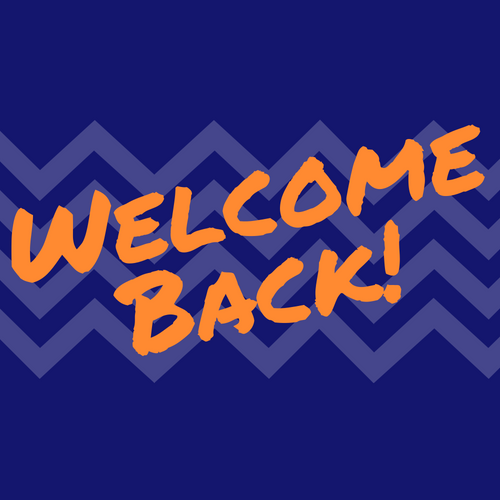 Welcome Back Mustangs!