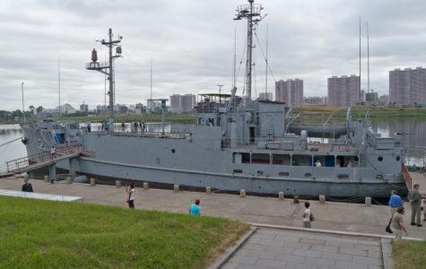 USS Pueblo Crew Sues North Korea
