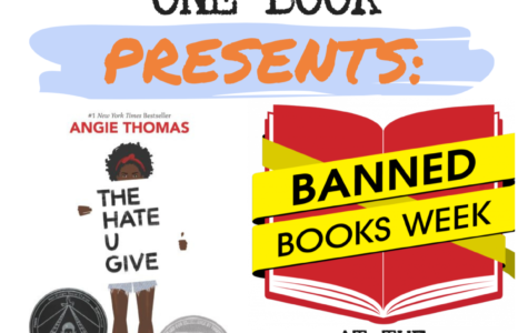 Roosevelt Reads: Banned Books Week