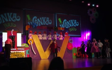 Willy Wonka Jr. Takes the Stage