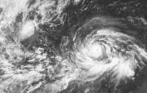 Philippines to be devastated by typhoons