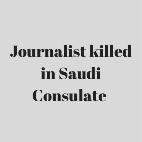 Journalist Killed In Saudi Consulate