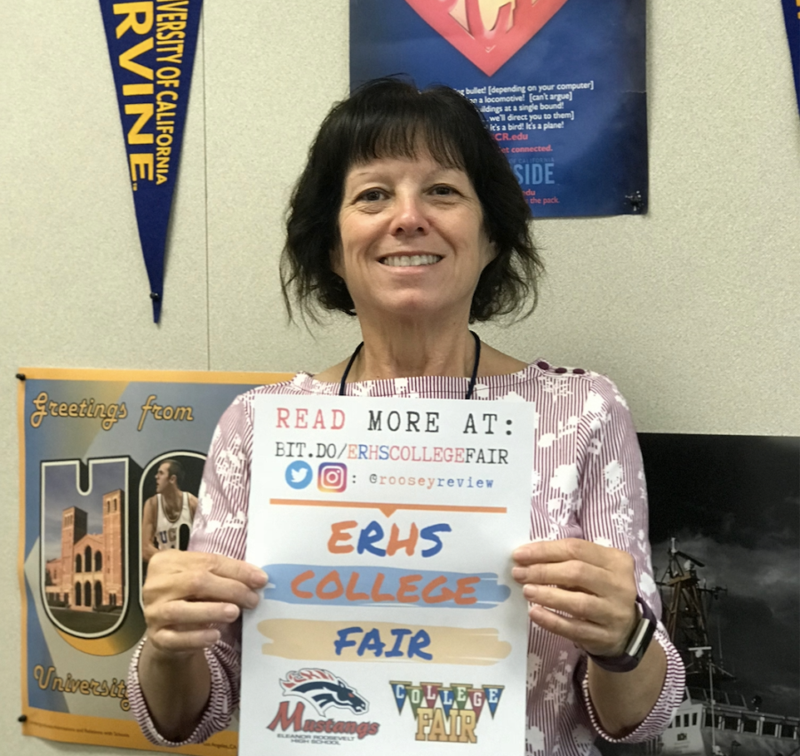 Pictured above, CC Center administrator, Teresa Roeder.