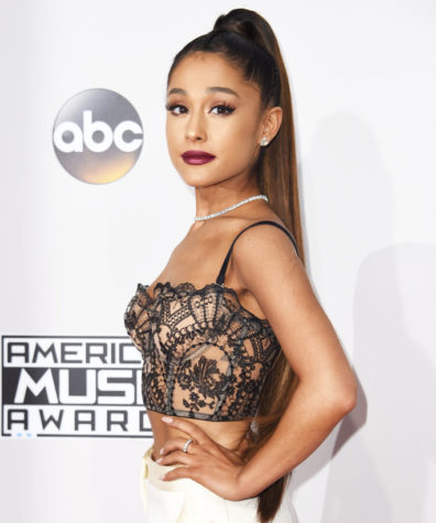 Ariana Grande woman of the year – The Roosevelt Review