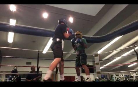 Esteban Cordero: Boxing