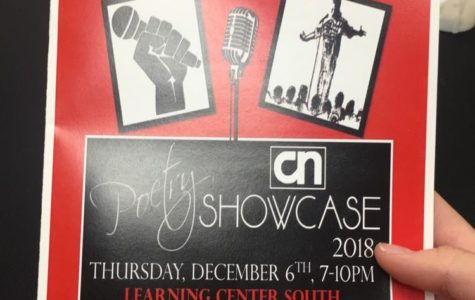 CNUSD Poetry Showcase