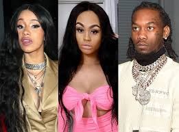 Cardi B and Offset Feud
