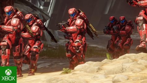 Halo 5: What's up?