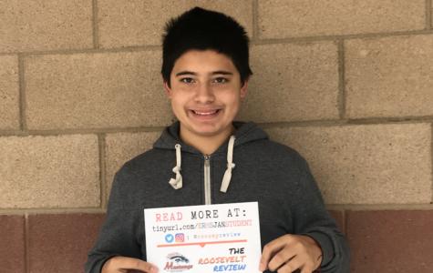 Student Spotlight: Aydan Cortez