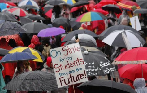 Los Angeles Teacher Strike