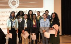 Pictured above, the CNUSD History Day champions from ERHS.