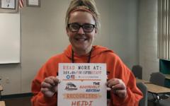 February Staff Spotlight: Heidi Oberdank
