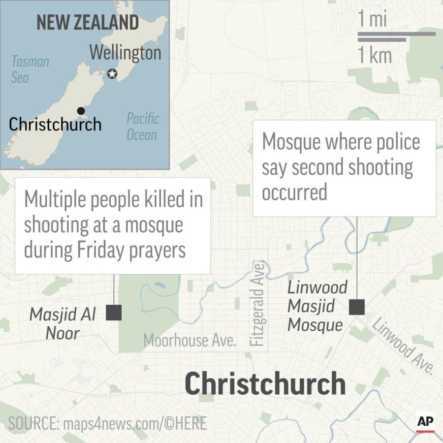 New Zealand Terror Attack