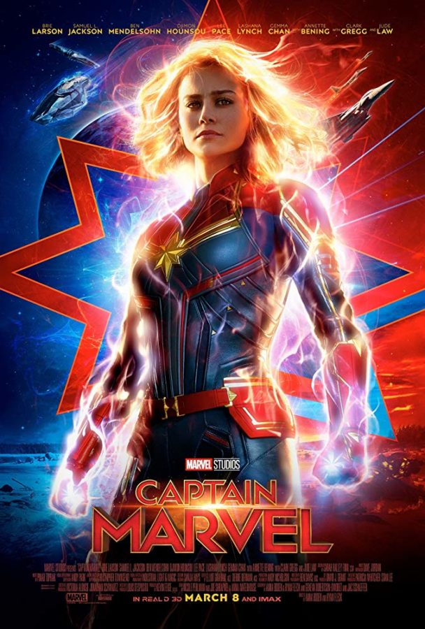 This+movie+poster+for+%22Captain+Marvel%22+is+featured+on+the+IMDb+website
