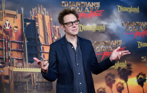 James Gunn Rehired