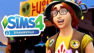 The Sims 4: StrangerVille Game Pack Release