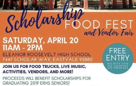Scholarship Food Fest