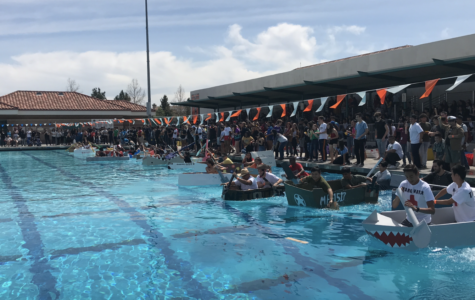 ERHS Physics Boat Races