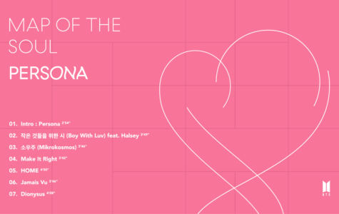 BTS's Map of the Soul: Persona