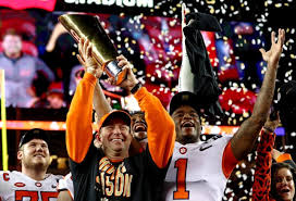 Coach Dabo Swinney's Life Altering 10 Year Contract with ...