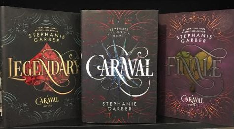 Book Review: The Caraval Trilogy