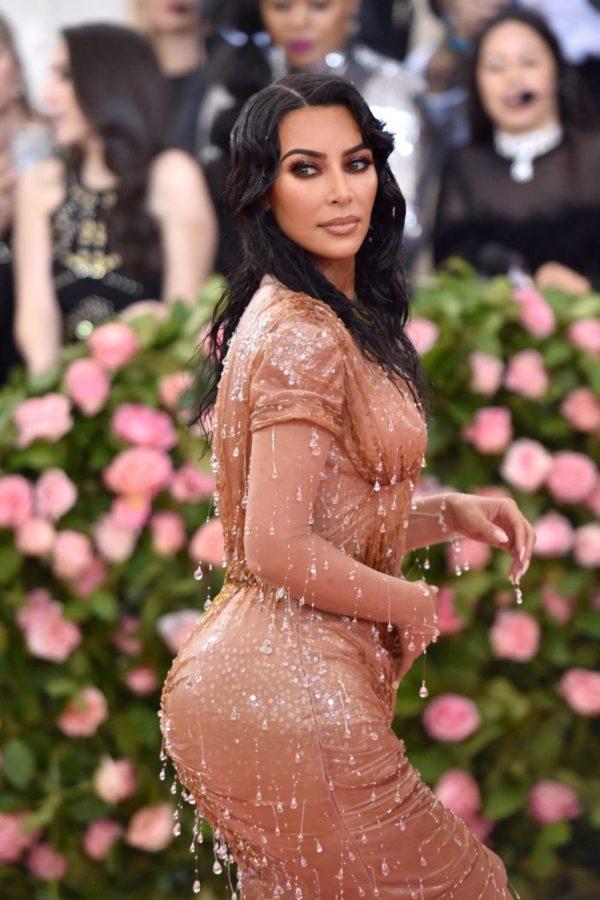 Kim Kardashian: Met Gala 2019