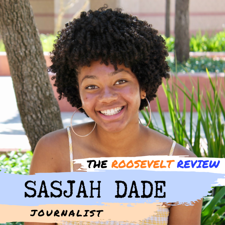 Sasjah Dade Staff Profile