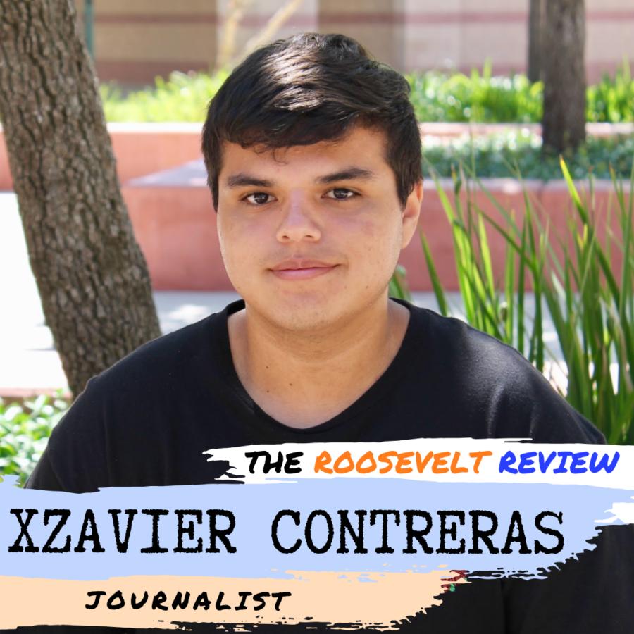 Xzavier Contreras
