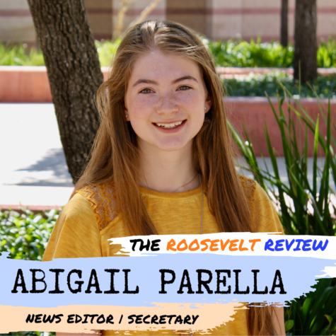 Photo of Abigail Parella